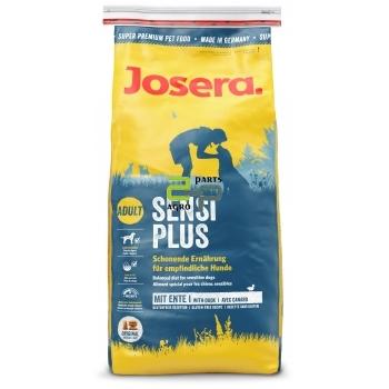 Koeratoit Josera Sensi Plus 15kg
