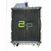 Radiaator Al+metall MTZ70-1301010