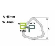 Kardaanitoru AB5/AB6 sise 45.0x3.9