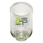 Separaatori Separ 2000/5 klaasist settepott