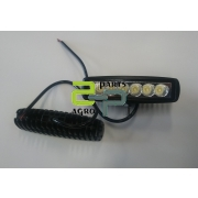 LED töötuli 18W/60 10-30V piklik 1320lm