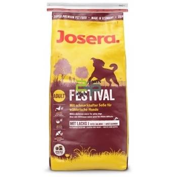 Koeratoit Josera Festival 15kg+TASUTA KOERATOIDUTÜNN 35L
