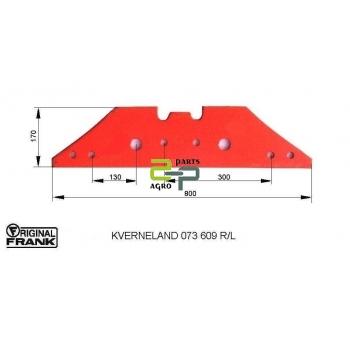 Tald Kverneland 073609 FRANK pikk parem/vasak