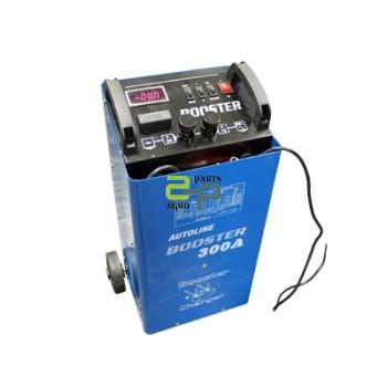 Akulaadija käivitusfunktsiooniga 12-24V