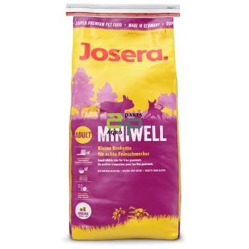 Koeratoit Josera Miniwell 900g