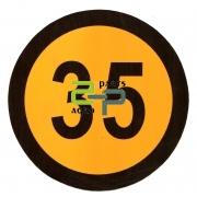 Kleebis 35km/h