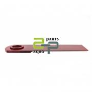 Põhupurusti tera puksiga CASE 175x50x4.5 ¤20