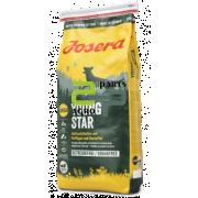 Koeratoit Josera Young Star 15kg + TASUTA KOERATOIDUTÜNN 35L