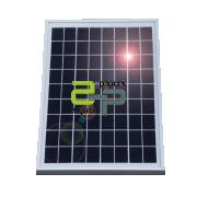 Päikesepaneel 15W elektrikarjusele