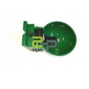 Jootur roheline plast