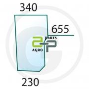 Esiklaas parem alumine CASE JXU ,New Holland TLA 47125737