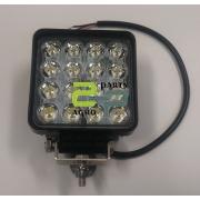 LED töötuli 48W/60 10-30V kandiline 3520lm